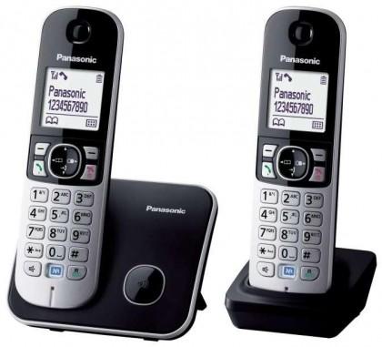 PANASONIC DECT KX TG6812FXB TELEFON