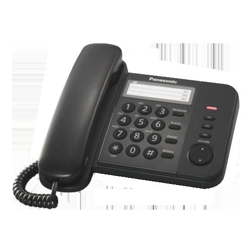 PANASONIC KX TS520FXB TELEFON