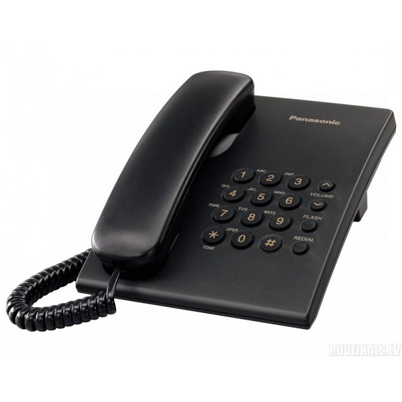 PANASONIC KX TS500FXB TELEFON CRNI