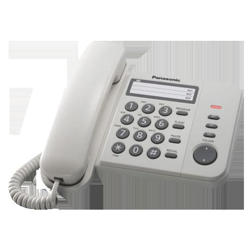 PANASONIC KX TS520FXW TELEFON