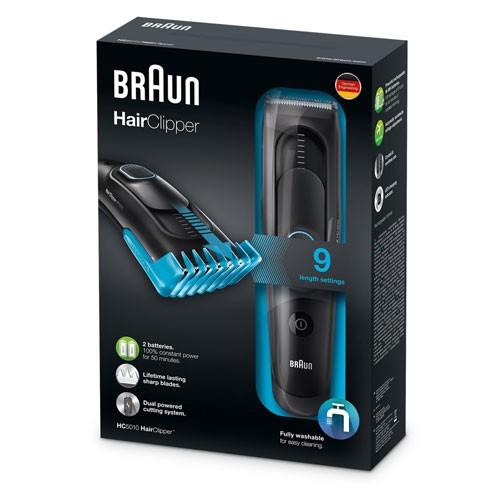 BRAUN HC5010 TRIMER