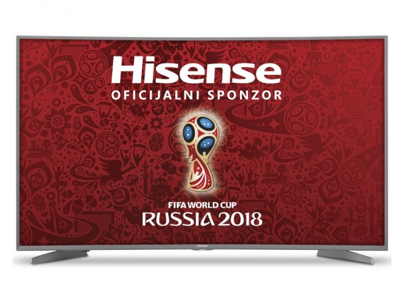 HISENSE H49N6600 SMART LED 4K TV