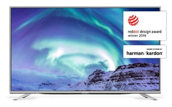 SHARP LC-55CUF8472ES SMART TV