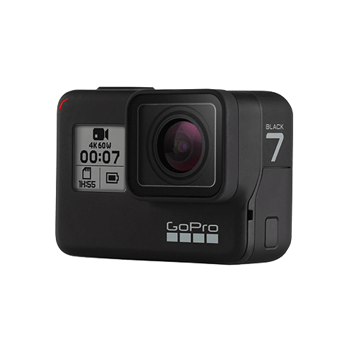 GOPRO HERO7 Black - CHDHX-701-RW 12 MP AKCIONA KAMERA