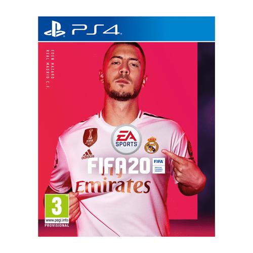 PS4 FIFA20 IGRA