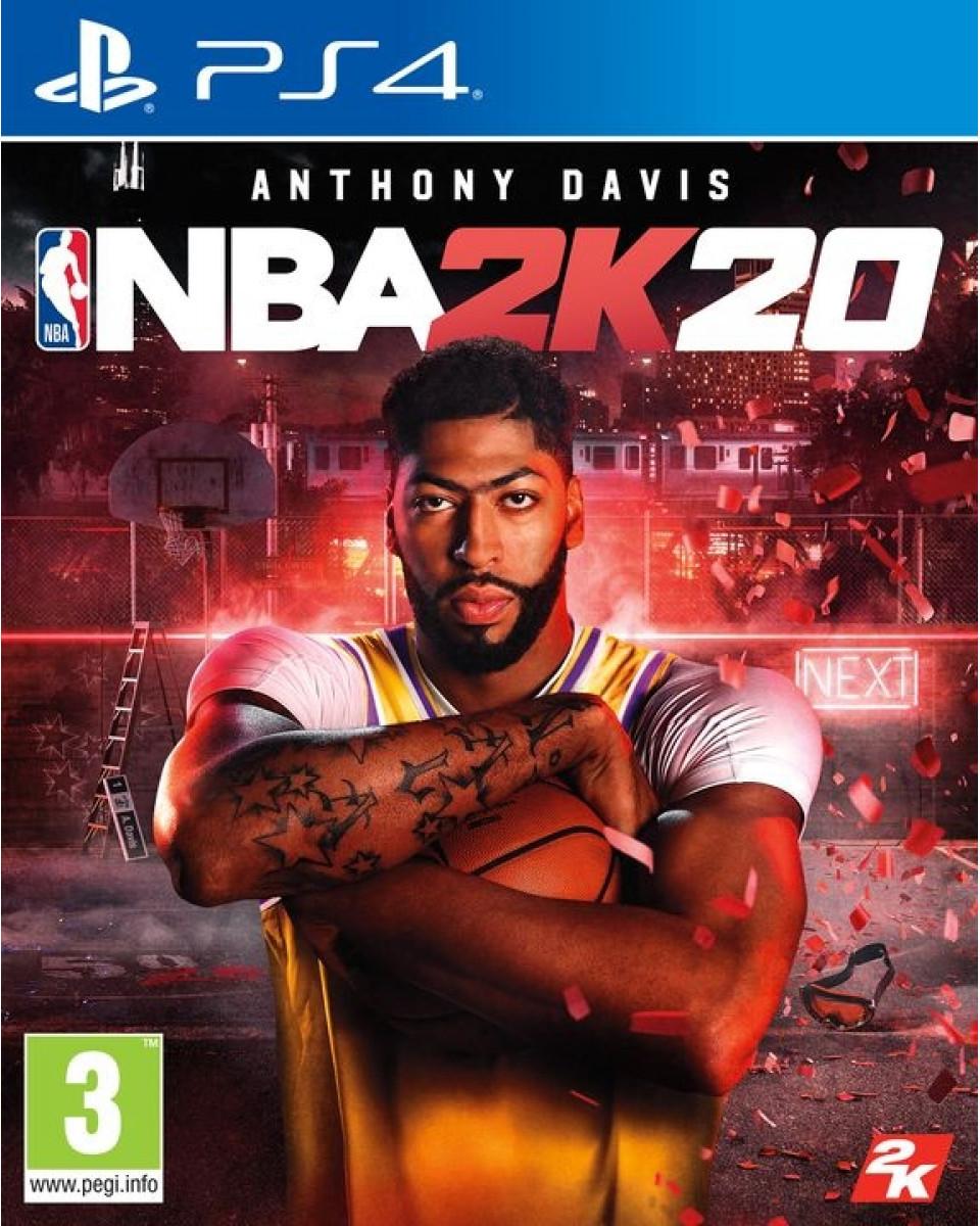 NBA 2020 IGRICA ZA PS4
