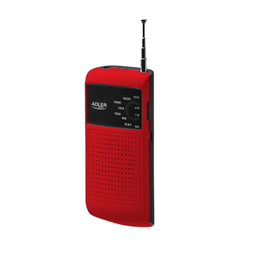 ADLER AD1159R RADIO TRANZISTOR