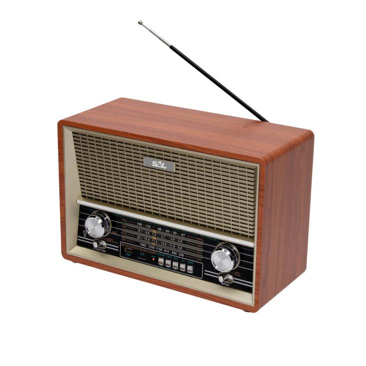 SAL RRT4B RETRO RADIO 4IN1