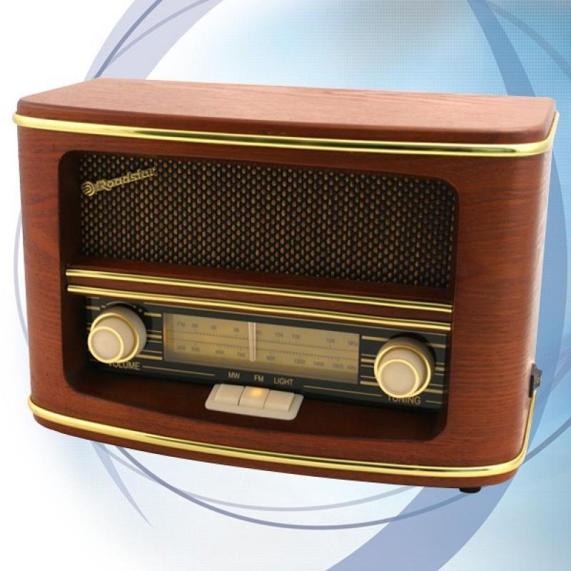 ROADSTAR HRA1500 DRVENI RADIO